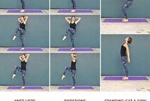 Cvičební rutina