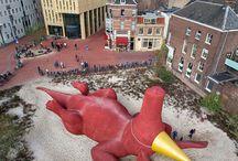 De stad uit / Soms gaan we even weg uit Amsterdam. Er is nog meer te beleven.