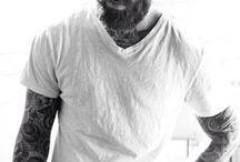 Beard & Hairstyle