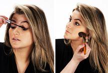 alice salazar maquiagem / Make por Alice