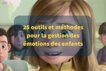 gestion de l émotions de l enfant