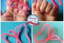 Toddler/Kinder Crafts