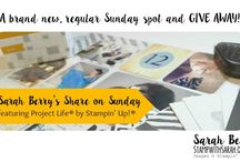 Sarah Berry's Project Life Share on Sunday