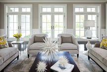 Living Room / by Morgan Loudon