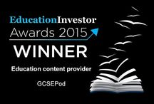 GCSEPod news / Product updates, nice things that are happening, awards
