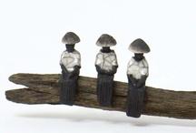 Japannertjes op n stokje raku