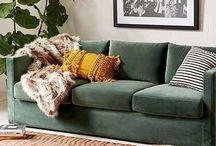 Sohvasänky värit