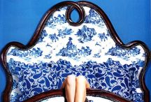 TREND ♥ porzellan blau&weiß