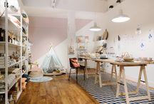 TOC TOC •la shop• / Sesión fotográfica de Caro Adrover en nuestra tienda