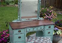 Distressed furniture / by Becky Smith