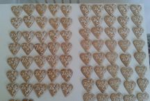 Gingerbread for wedding