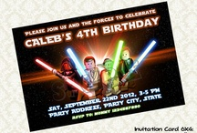 Star Wars Party / by Suzanne Green