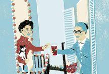 Japanese Illustration / Japanese illustration I like
