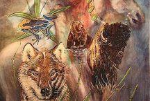 Native American... art