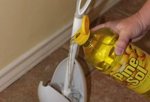 Cleaning hacks for bathrooms