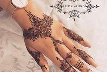 Henna-Mustern