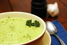 Creamy Soups, Chowders, and Gumbos / by Janet Reichel, Young Living Essential Oils sponsor #2005498