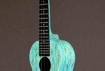 Ukulele&guitar