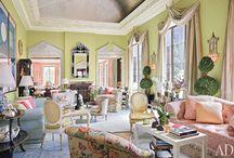 Interior designs / The beautiful works of great Interior Designers