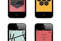 Mobile Application Designs / Awesome app designs