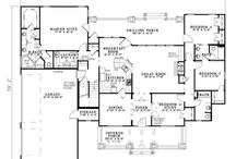 House plans / Blueprints for homes