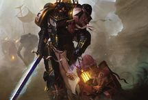 Black Templars - Inspirational & Reference