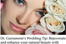 #Wedding #Makeovers / Look picture perfect and feel beautifully radiant on your special day with #pre-wedding #treatments by Dr. Garramone. #Rejuvenate your #skin, #enhance your #lips or contour your #body just the way you've always wanted. #wedding #makeover