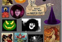 Halloween / Láminas Gif