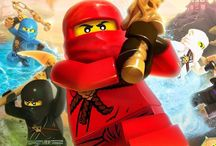 Ninjago Minifigures and Ninja Lego Sets / For fans of the Ninjago series, or Ninja Lego in general!  Lord Garmador, Nuckal, Sensei Wu, Kai, Cole, Kruncha, Zane, Wyplash... and more of your favorite mask wearing warriors!