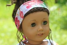 Doll Hairdos / Hair do ideas and how to's for American girl dolls