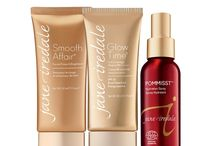 Flawless Finish / The amazing flawless finish of Jane Iredale mineral makeup!