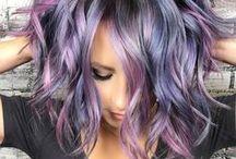 Hair colours 2016