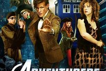 My Doctor, Oh my Doctor Who / by Marissa Castillo