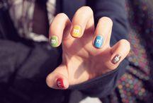 Nails / by Vero Schroder