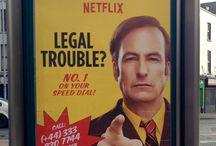 Better Call Saul Ads / Real Life Better Call Saul Marketing Treasures