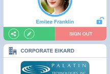 eiKard - New APP for your contact sharing, ALWAYS updated