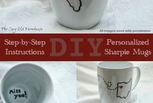 Sharpie Mug Ideas