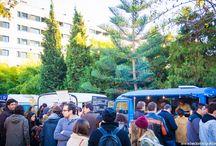 Palo Alto Market / Palo Alto Market  by: www.hectorfotografo.es | Mercadillo creativo en Barcelona. Compras, exhibiciones y ocio en un recinto espectacular. Food Trucks, diseño contemporáneo y vintage, street style, arte, talleres y música.