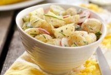 salades p d terre