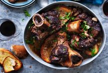 Slow cooked dinners