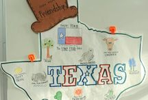 Texas History / I taught 4th grade Texas History for one year and struggled to find resources.  The good stuff is right here.  :)