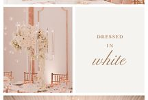 Versailles Wedding / Recreating Versaille at our own waterfront estate