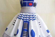 Star wars fancy dress party
