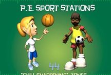 Adapted Physical Education / by Hannah Dow