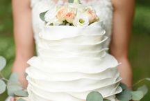 Ruffle cakes / Ruffle cakes