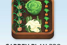 iPad Garden Planner