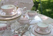 Tea table / by Terri Campbell