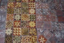 Tiles / Interesting patterns and mosaics