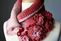 Crochet abrigo
