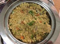 Samba Rave Kichadi / Broken Wheat Kichadi Recipe | South Indian Samayal Recipes